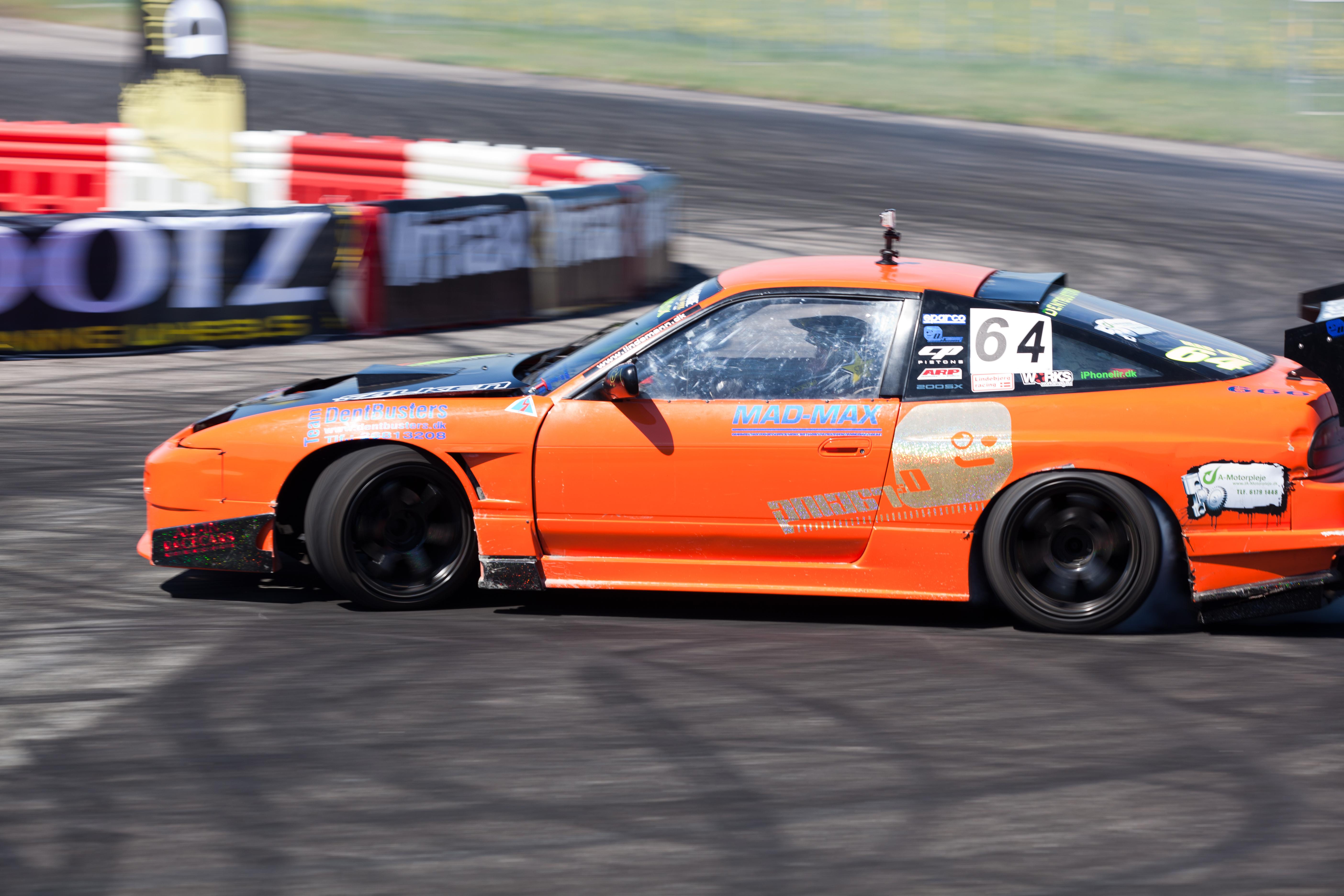 DHB Drifting