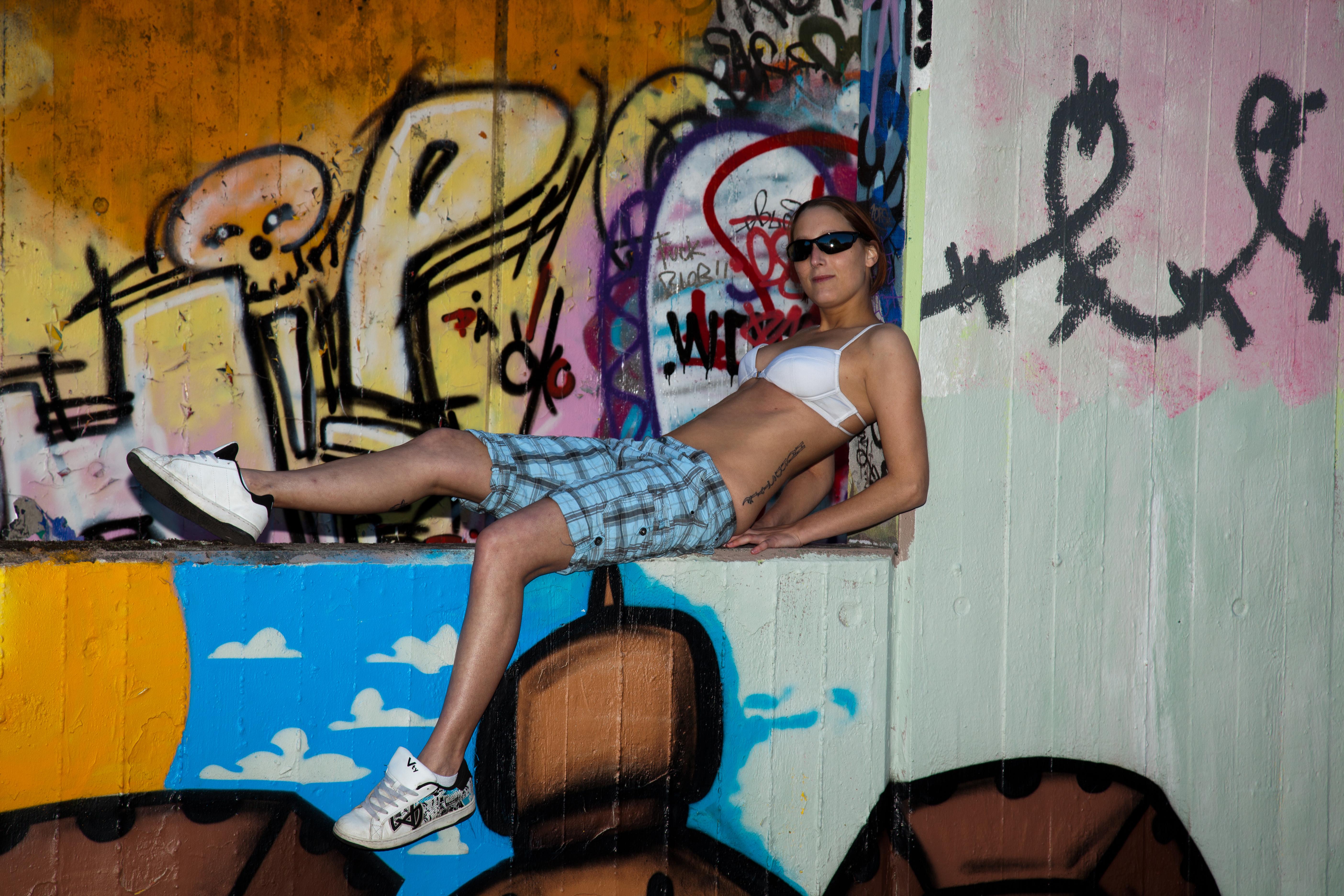 Chrisser relaxed