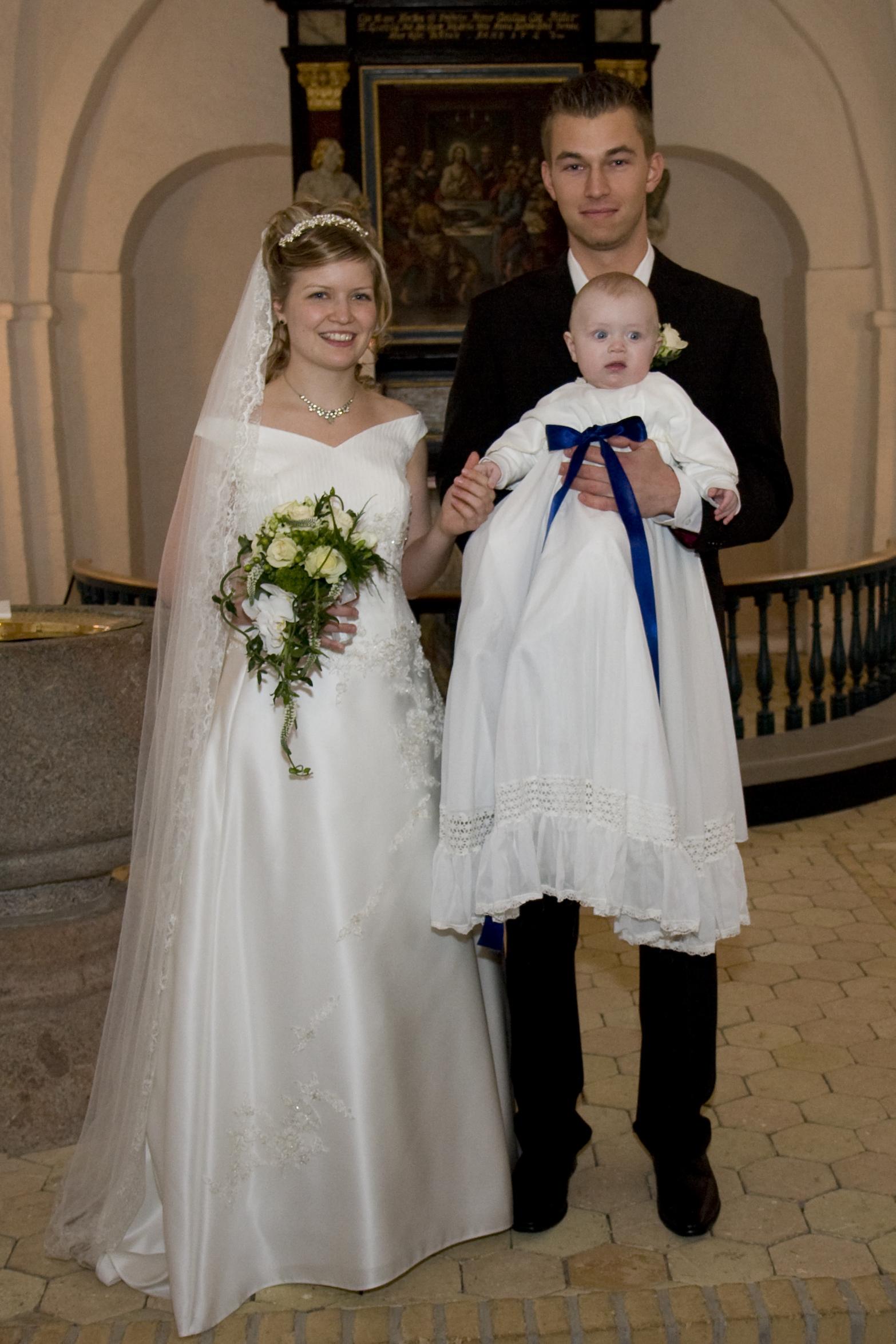 Wedding and Christening